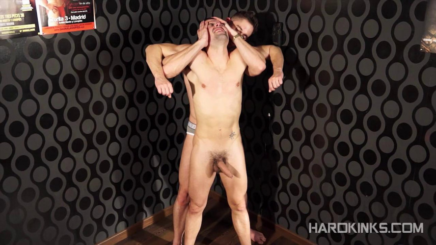 Gay BDSM Elio Guzman - Ruben Mastin