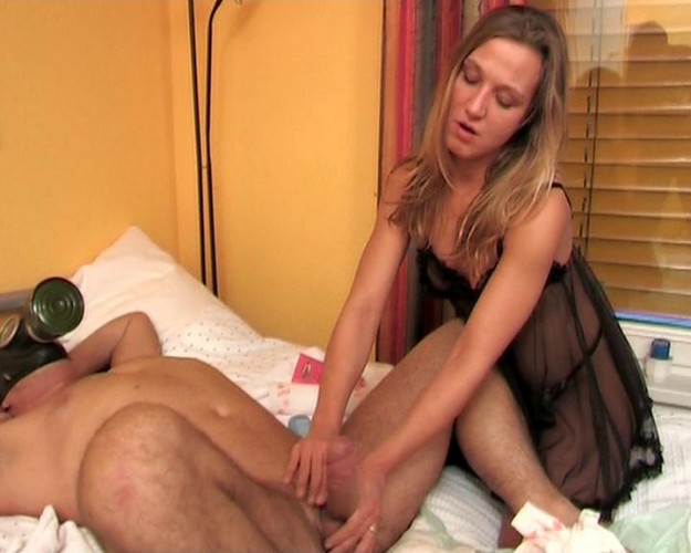 Femdom and Strapon  and anal