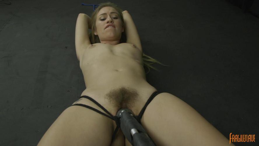 BDSM Helpless, Spread Wide
