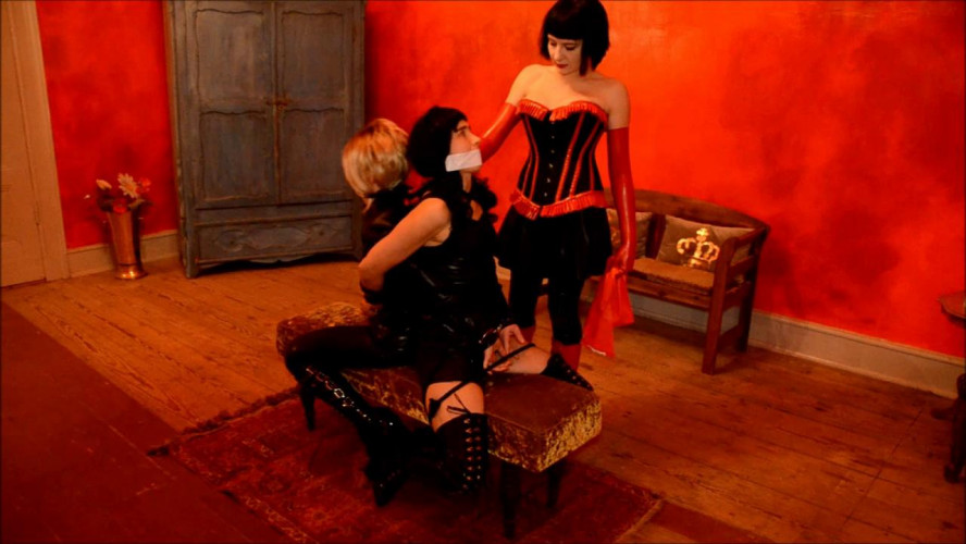 BDSM Latex Only Best Magic Sweet New Collection Of Bondage Education. Part 3.