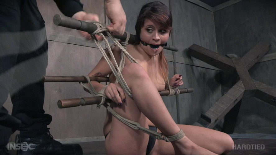 BDSM Rope Her and Pole , Bdsm Action