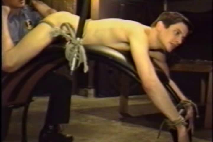 Gay BDSM Tom Ropes McGurk - Bound in Servitude