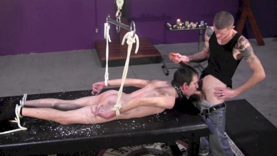 Gay BDSM Pushing The Limits Part 4