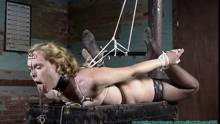 BDSM Ariel Anderssen - Slave Position Training (2020)