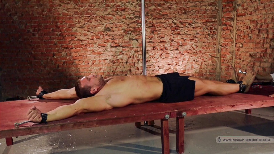 Gay BDSM Magnificent 48 Clips RusCapturedBoys. Part 5.
