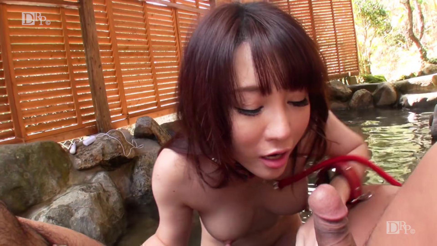 Asians BDSM Heating In Hot Spring - Haruka Aizawa - FullHD 1080p