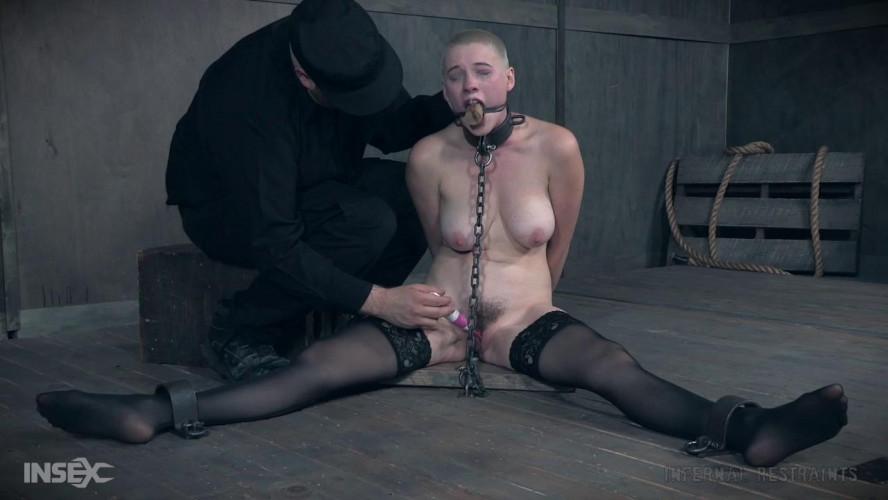 BDSM Bondage inspection for bad Riley Nixon