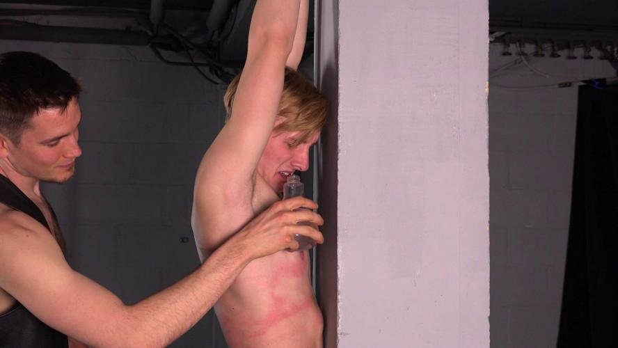 Gay BDSM Leo Edwards