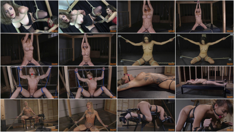 BDSM Unreal Cool Gold Full Vip Wonderfull Unreal Collection Fragile Slave. Part 4.