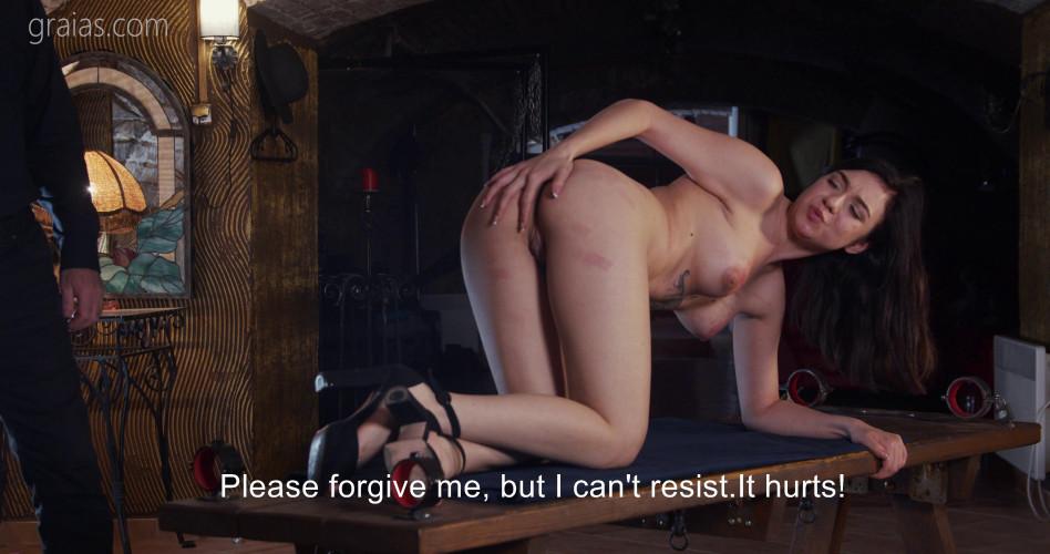 BDSM Graias - Kira Axe - Obedience Training - Part 5