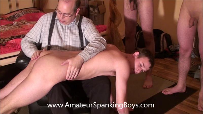 Gay BDSM SpankingBoysVideo - 3 Boys by Spanking