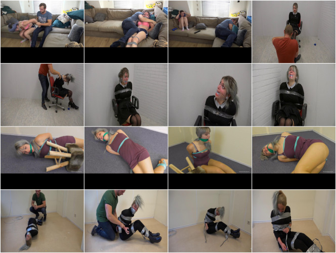 BDSM Restricting Ropes Sweet New Full Beautifull Gold Mega Collection. Part 2.