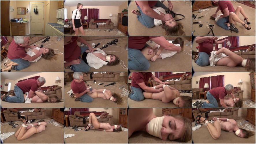BDSM Ashley Captured Cop Pt1