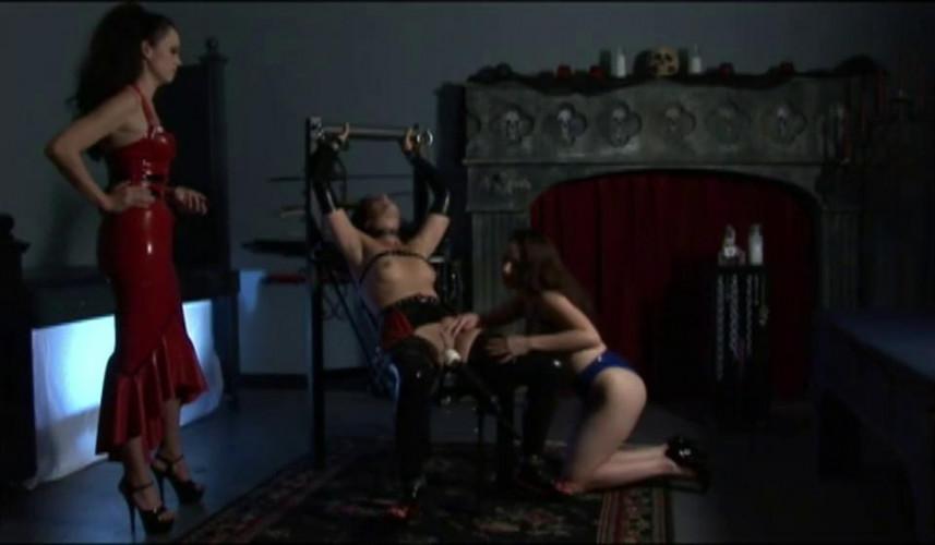 BDSM Latex Femdom Latex Fetish Ivy Manor vol. 5 Rubber Dreams