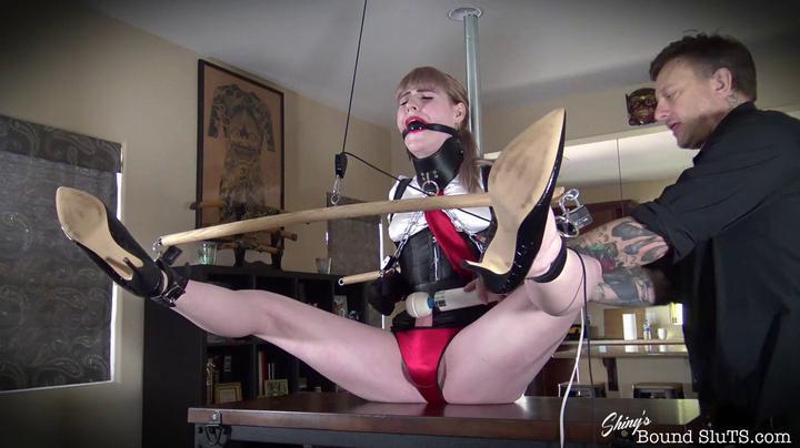 BDSM ShinysBoundSluts - Lianna Lawson - The Secretary Part 2