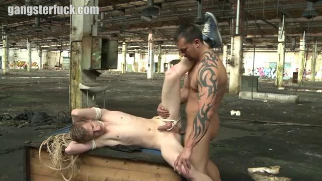 Gay BDSM GangsterFuck - The Dark Side - Complete (Diema, Karel)