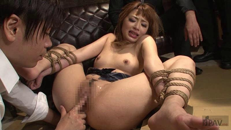 Asians BDSM Asian Slave Sakurai Ayu Enjoys Rough Bondage Fucking