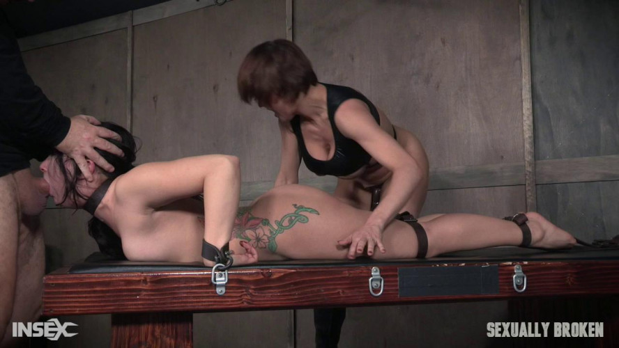 BDSM Mandy Muse and her amazing booty gets abused with cock