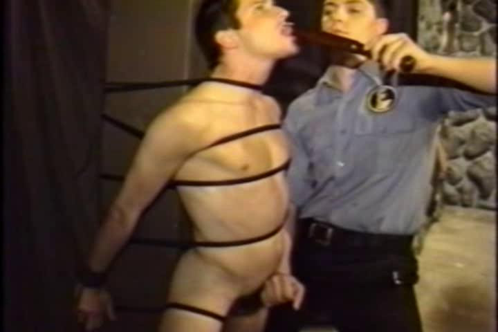 Gay BDSM Grapik Art Productions – Bound in Servitude