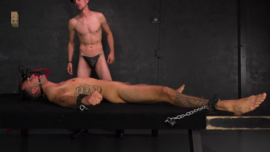Gay BDSM Owned and Broken