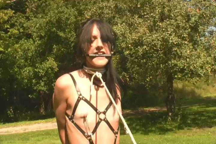 BDSM Adriann Ponygirl