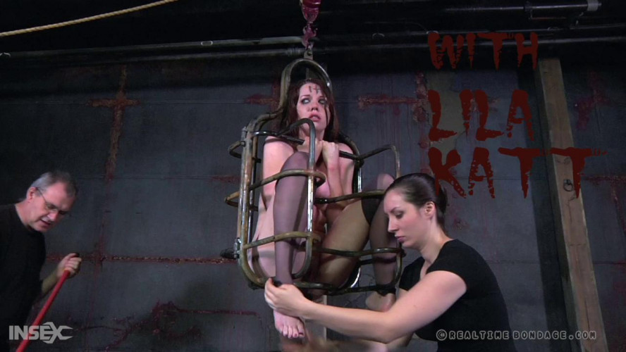 BDSM RTB  Lila Katt - It Part Two (2020)