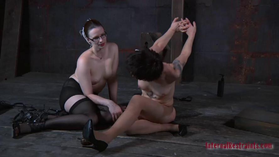 BDSM Bendy  Mei Mara, Claire Adams