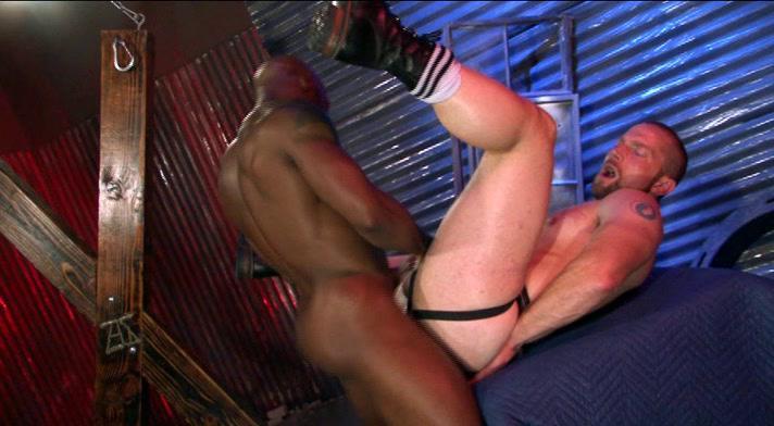 Gay BDSM Discipline & Pain
