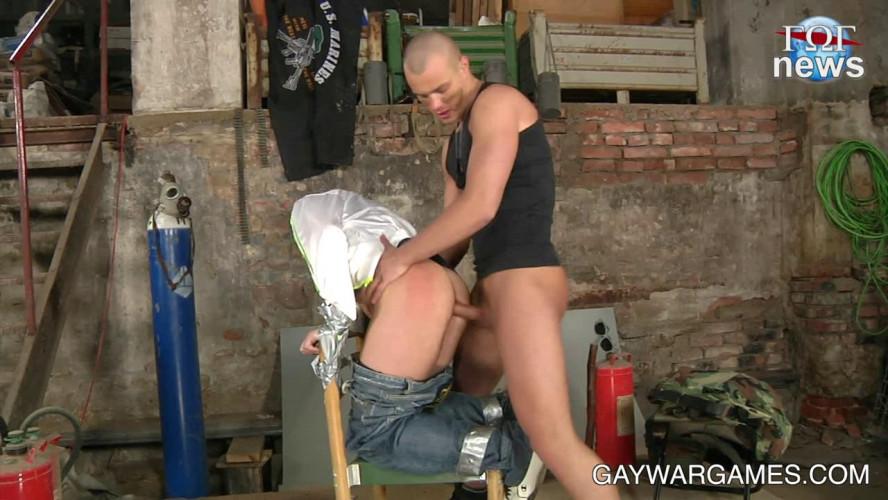 Gay BDSM Live Coverage - part 03