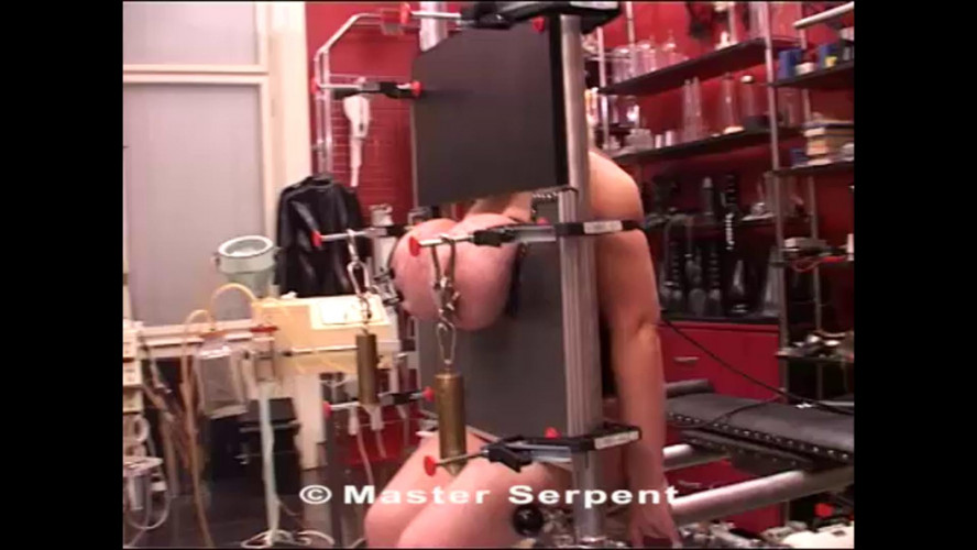 BDSM Beauty Juggs Visiting the Torture Galaxy part 9