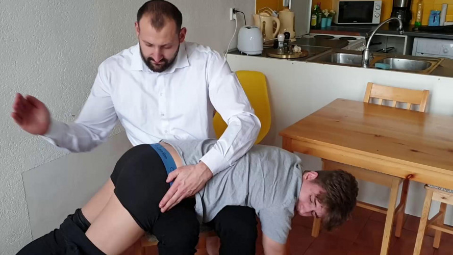 Gay BDSM That Dominic