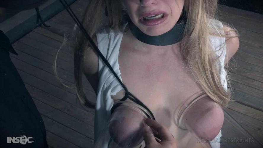 BDSM Bondage Audit - Riley Nixon