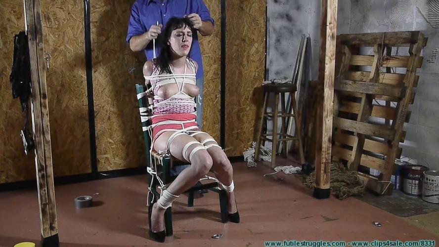 BDSM HD Bdsm Sex Videos Gag Training for Mystic Moon Part 3