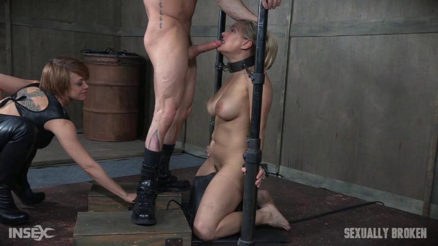 BDSM Angel Allwood - part 1
