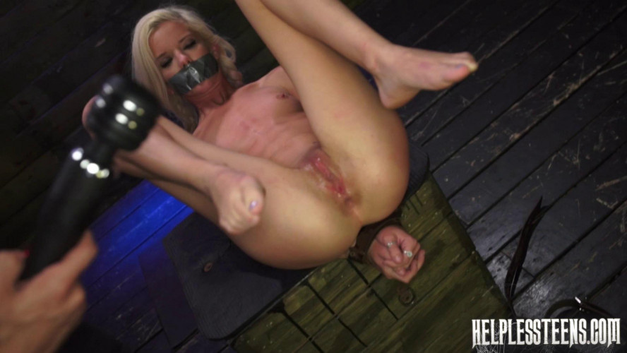 BDSM Girls are abducted and have tough