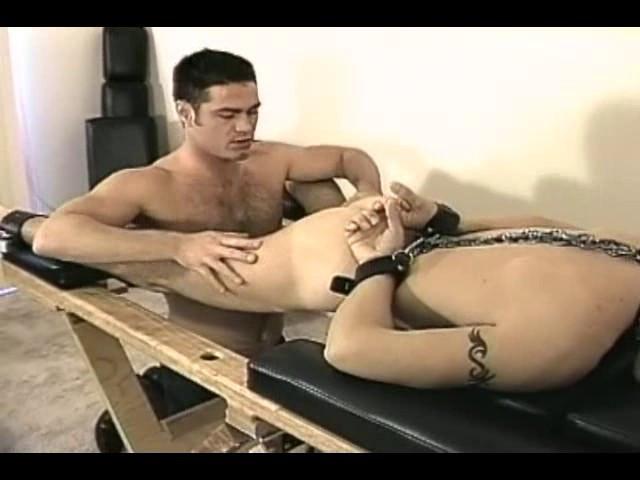 Gay BDSM Target For Torment