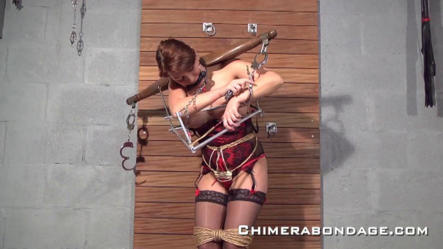 BDSM Sweet Gold Excellent Unreal Mega Collection Chimera Bondage. Part 2.