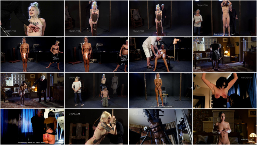 BDSM New Wonderful The Best Perfect Magic New Collection Graias. Part 3.
