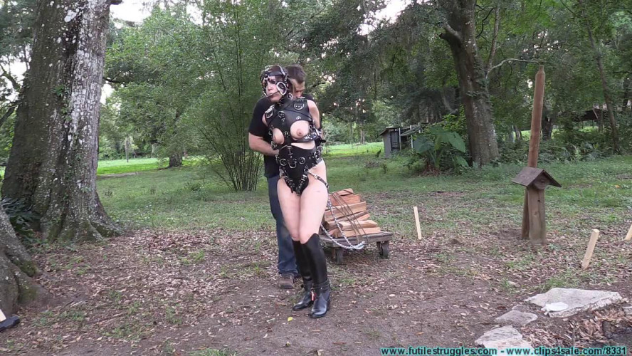 BDSM Rachel The Pony Girl 2 The Harbess - Part 2