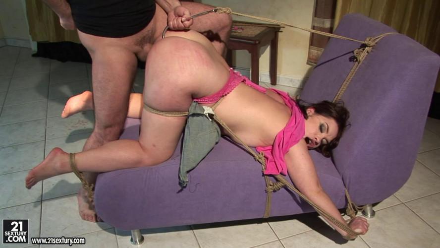 BDSM Whiped into a frenzy - Olga Cabaeva