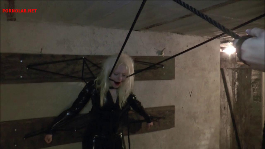 BDSM Latex Only Best Magic Sweet New Collection Bondage Education. Part 3.