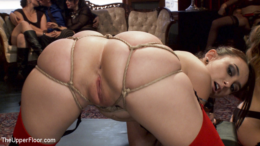 BDSM Alpha Anal Slave Takes Charge of Ass Licking Newbie