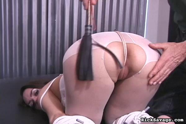BDSM Pussy Torment part 4 Brianna