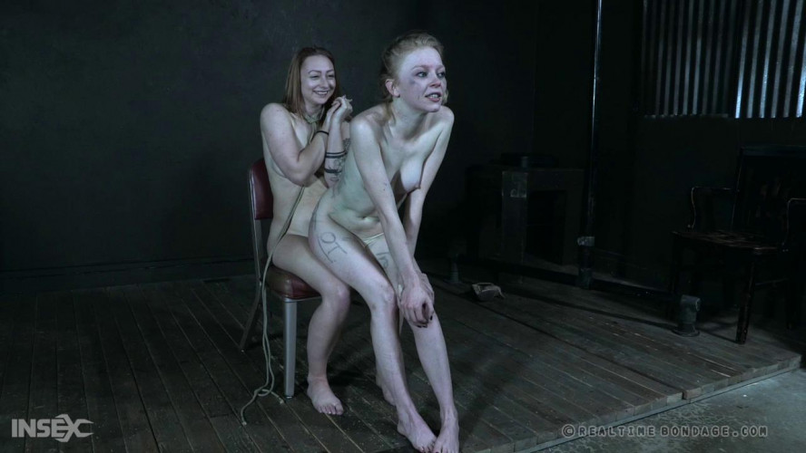 BDSM Alice & Jacey are tied togetherAlice & Jacey are tied together