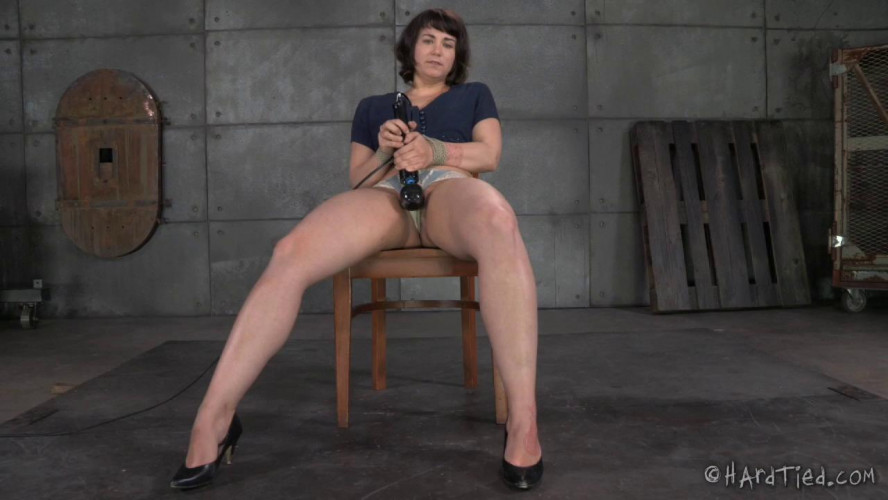 BDSM Colette Rouge Gets the Rough Rope Handling of a Lifetime