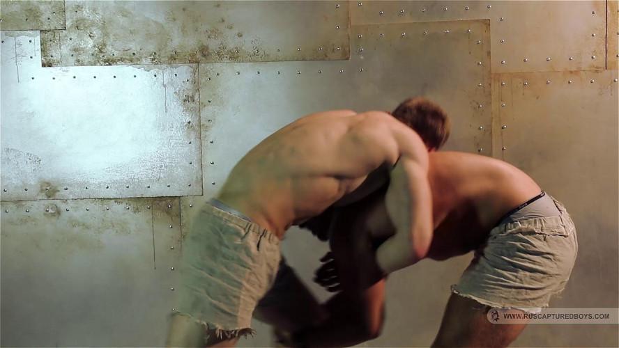 Gay BDSM The Naughty slaves - Part I