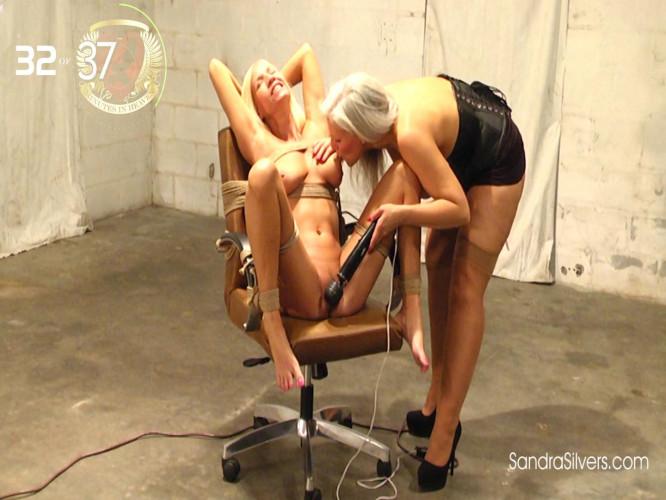 BDSM Sandra Silvers Scene 1636