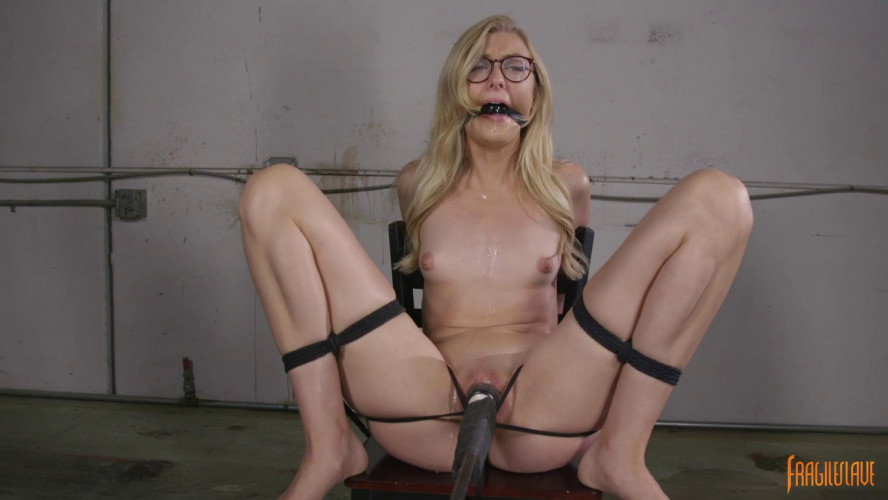 BDSM Sexy Blonde Librarian