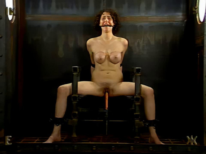 BDSM Donna - Water Torture - AI Upscaled - Frame Interpolated