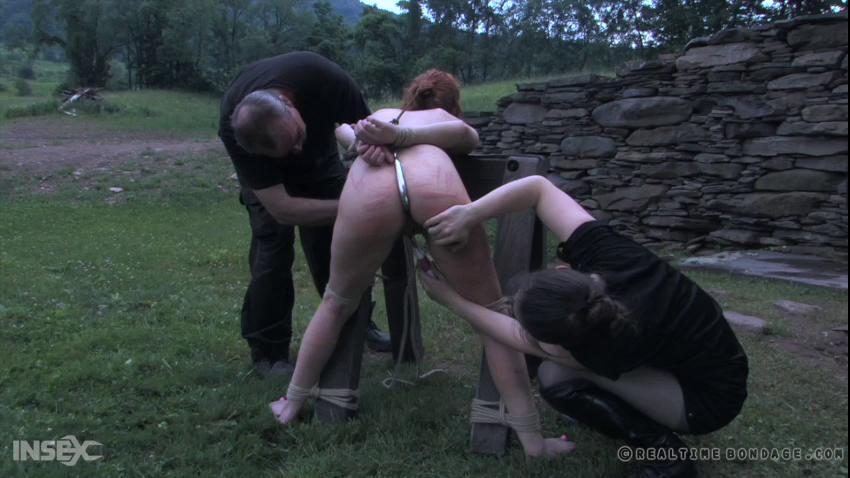 BDSM Ice Pony